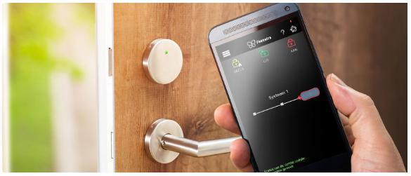 Camera beveiliging via de app
